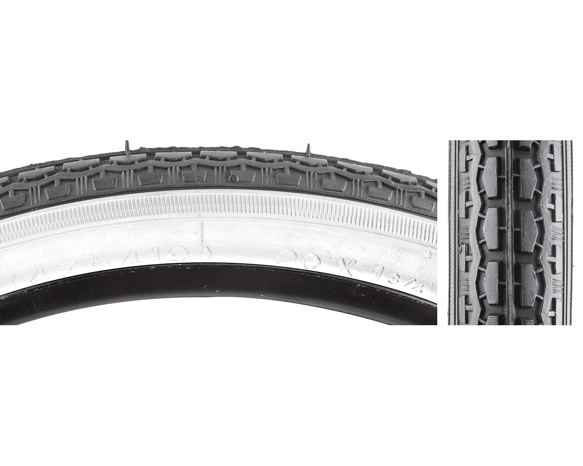 Sunlite Street S7 Road Tire (Black/White) (20x1-3/4)