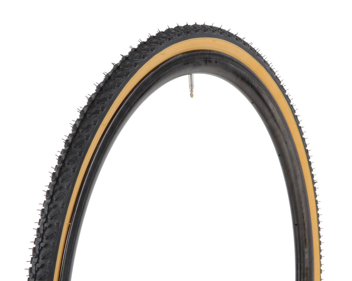 """Sunlite Hybrid Tire (Black/Gum) (27x1-3/8"""")"""