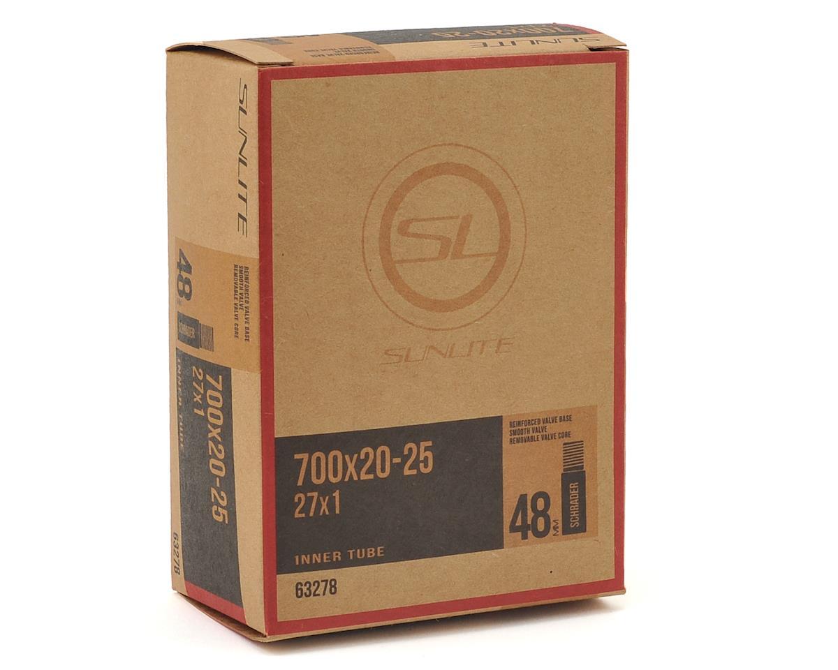 Sunlite Tube (27X1) Schrader (700 x 20-25) (48mm)