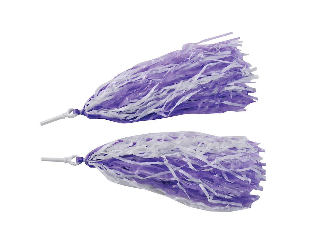 Sunlite Streamers Sunlt Pom Pom Purple 10/Bx