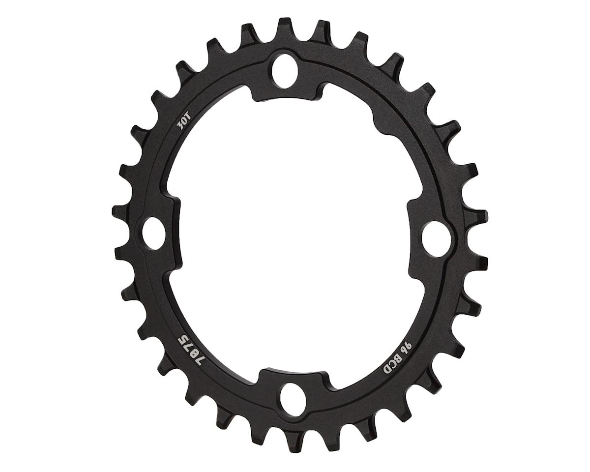Sunrace CRMX0 Alloy Chainring (Black)