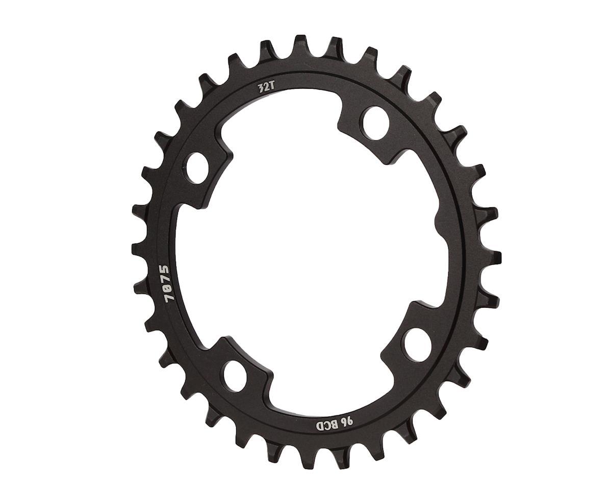 Sunrace CRMX0 Alloy Chainring (Black) (32T)