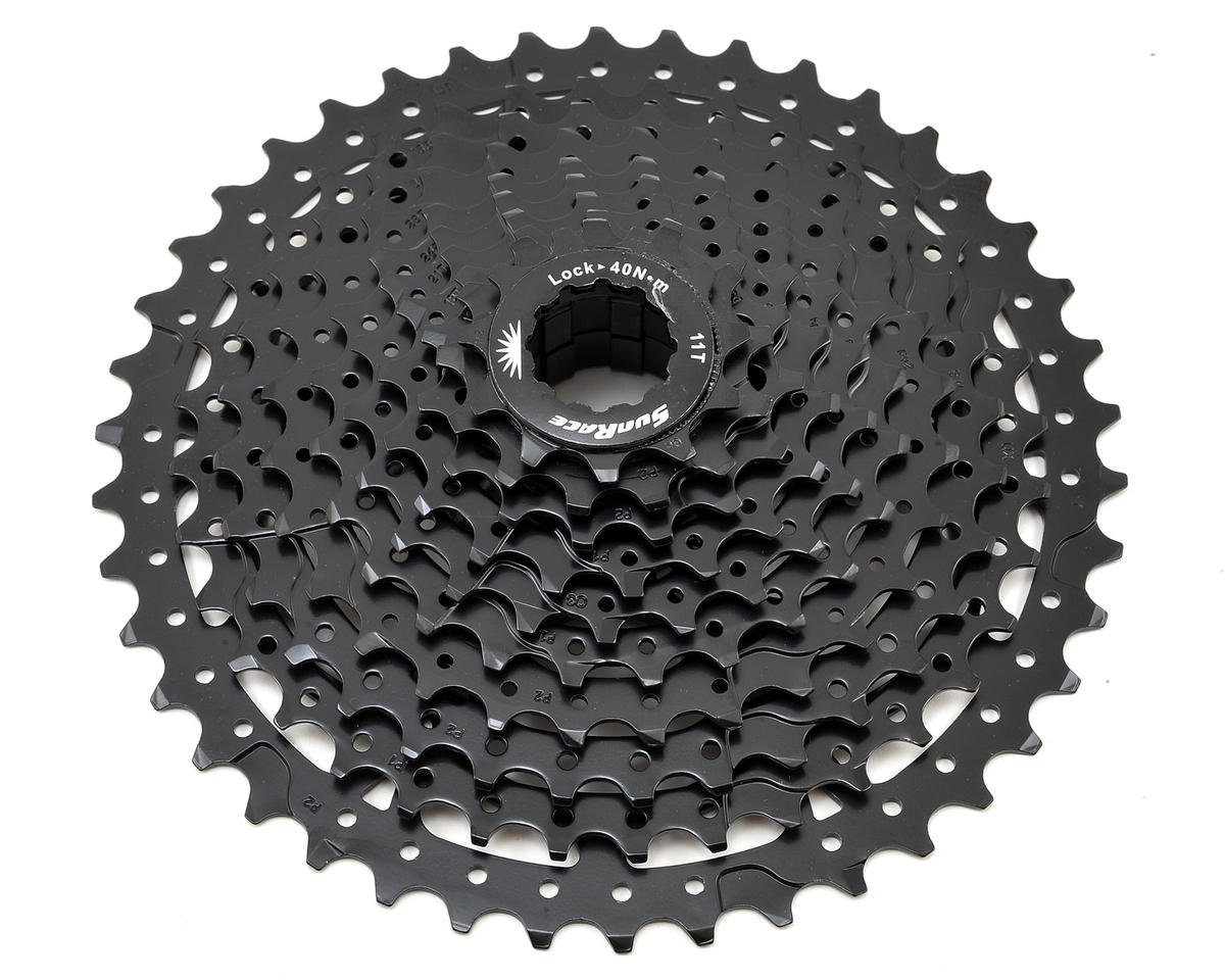 Sunrace MS3 10-Speed Cassette (11-42T) (Black)