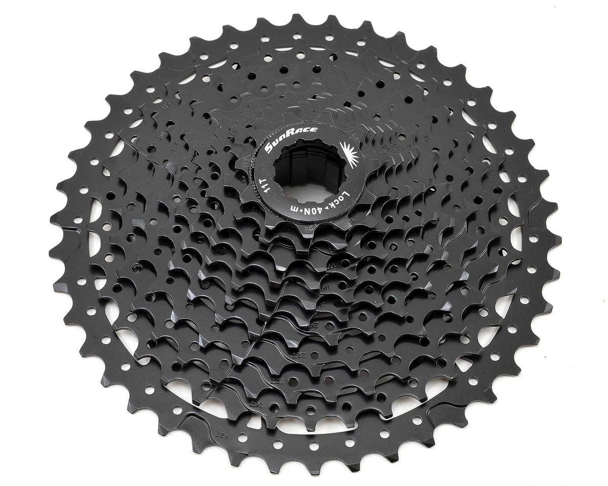 MS8 11-Speed Cassette (11-42T) (Black)