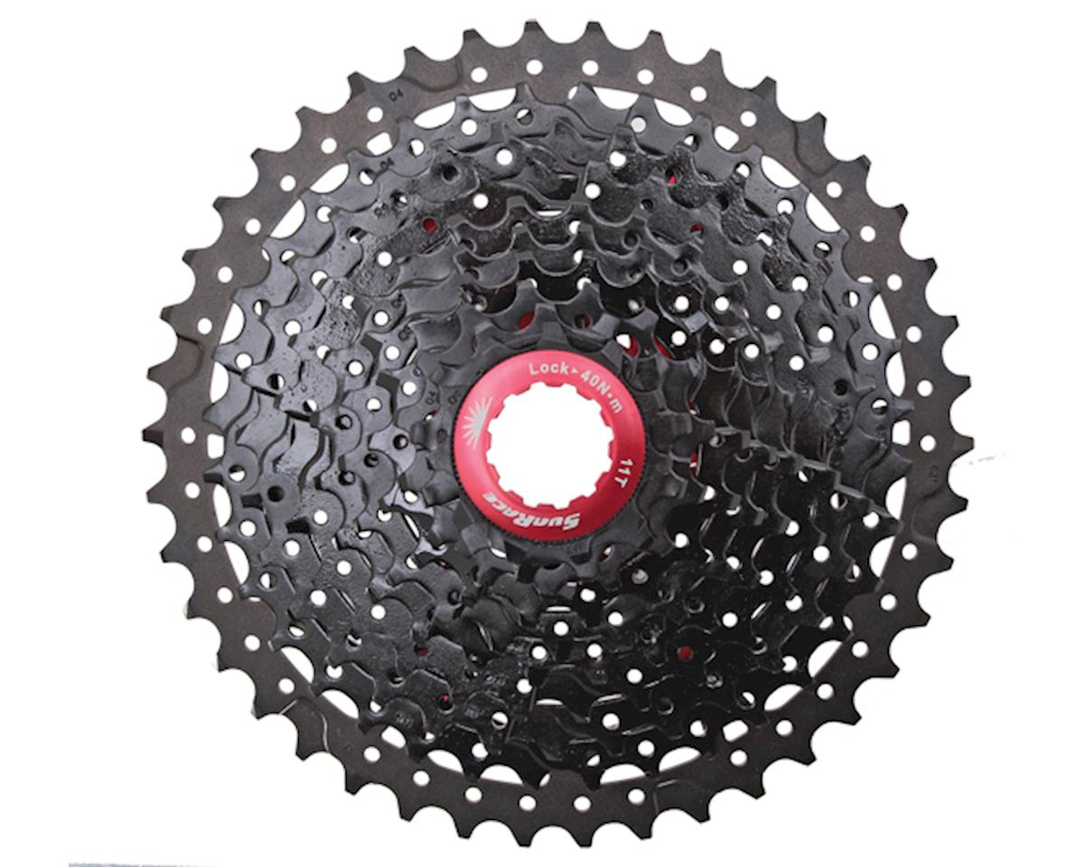 CSMX3 10 Speed Cassette (Black) (11-46T)
