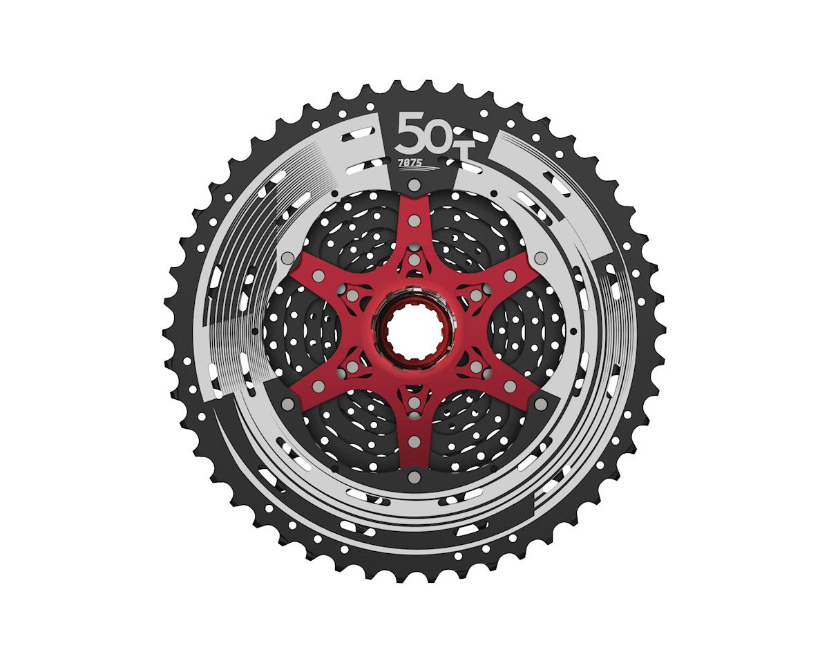 CSMZ90 12 Speed Cassette (Black) (11-50T)