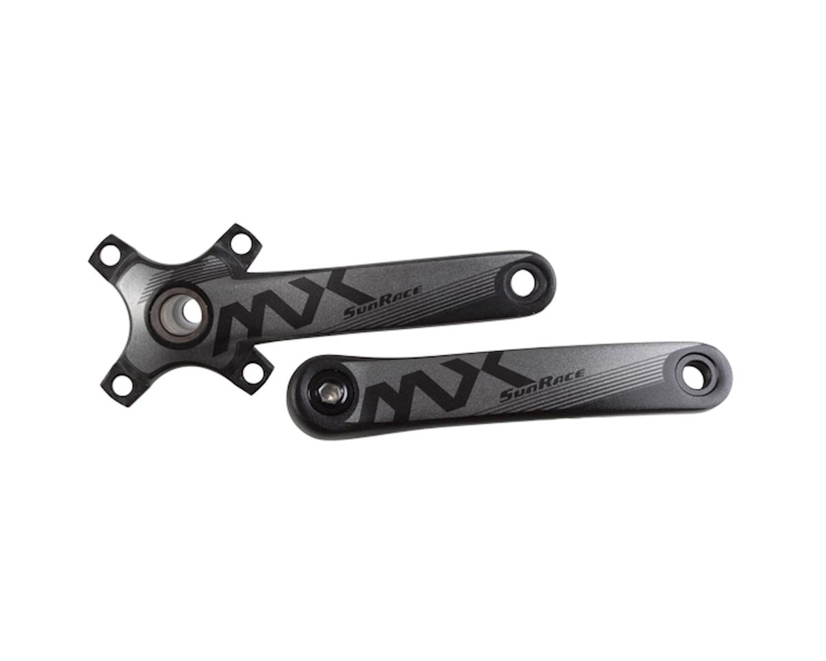 Sunrace FCMX0 Aluminum Crankarms (Black) (175mm)