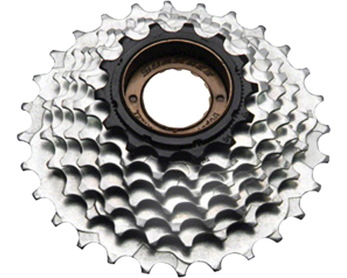M2A 5-speed 14-28 Freewheel Black/Zinc28