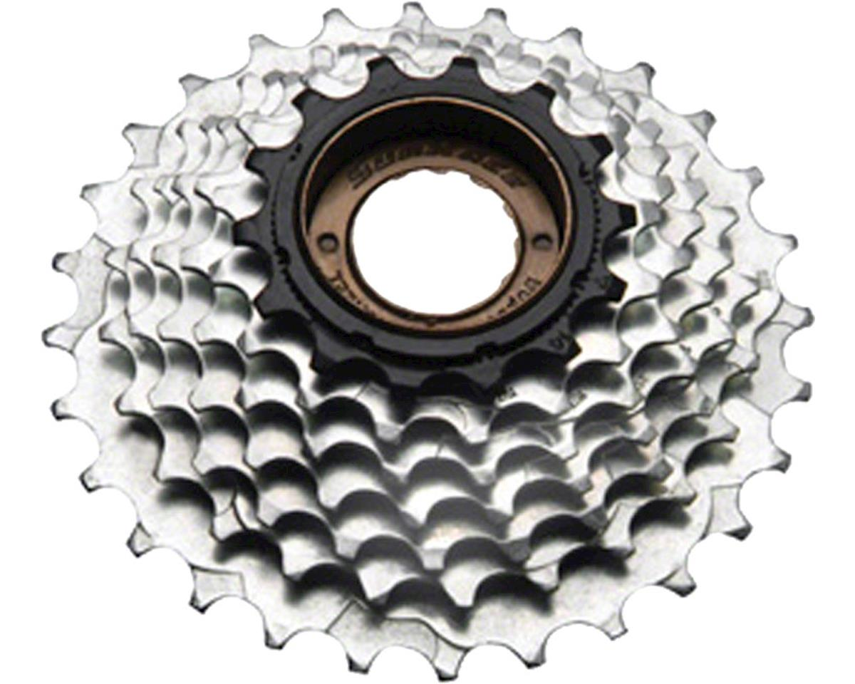 M2A 7-speed 14-28 Freewheel Black/Zinc