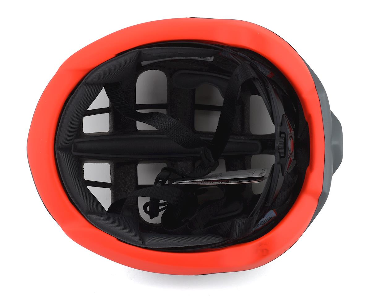 Image 3 for Suomy Gunwind S-Line Helmet (Anthracite/Matte Red) (L/XL)