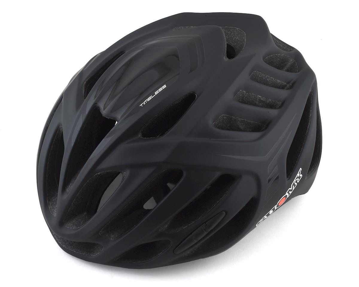 Suomy Timeless Road Helmet (Matte Black/Black) (L)