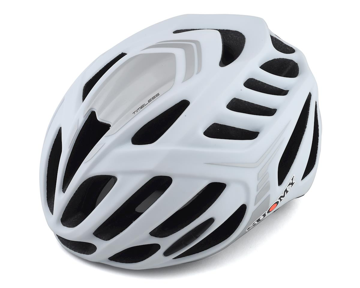 Suomy Timeless (Matte White/Silver) (L)