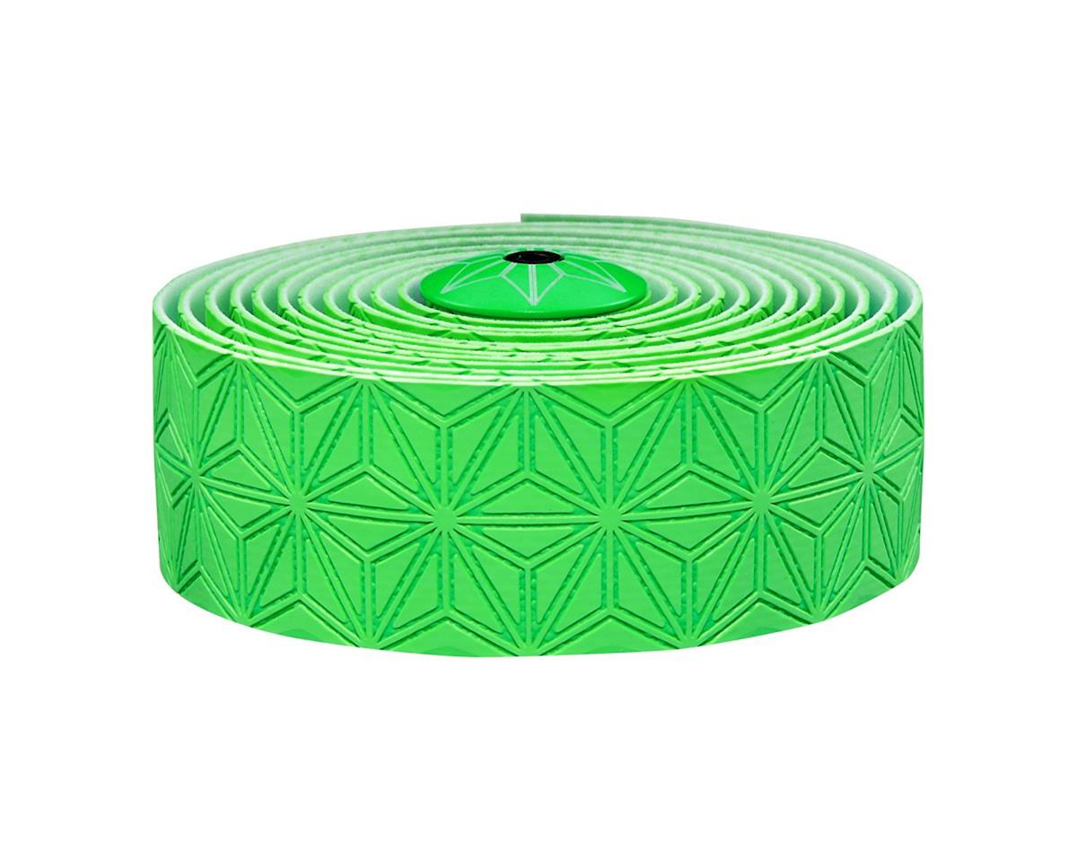 Supacaz Super Sticky Kush Handlebar Tape (Neon Green)