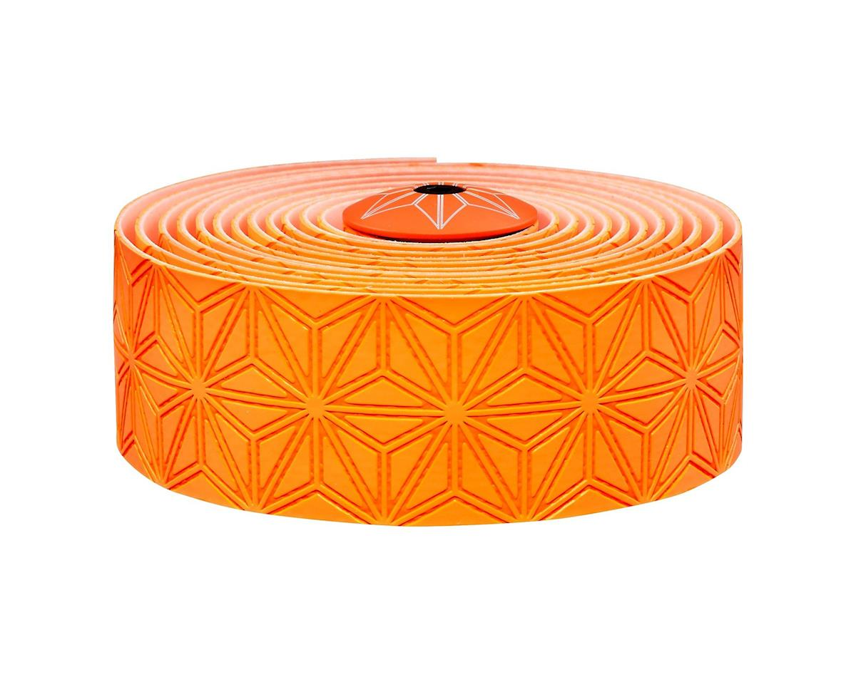 Supacaz Super Sticky Kush Handlebar Tape (Neon Orange)
