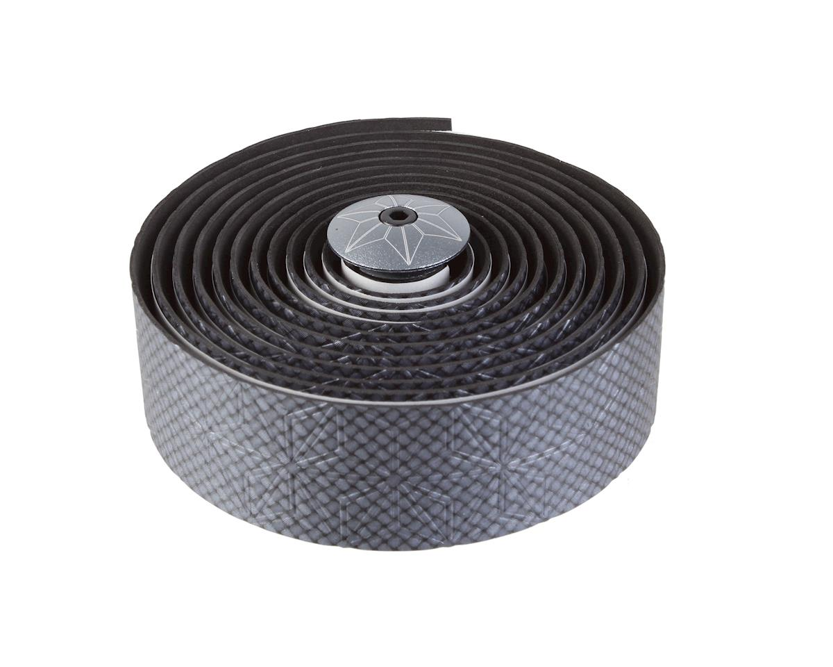 Supacaz Bling Gel Bar Tape (Gunmetal/Carbon)