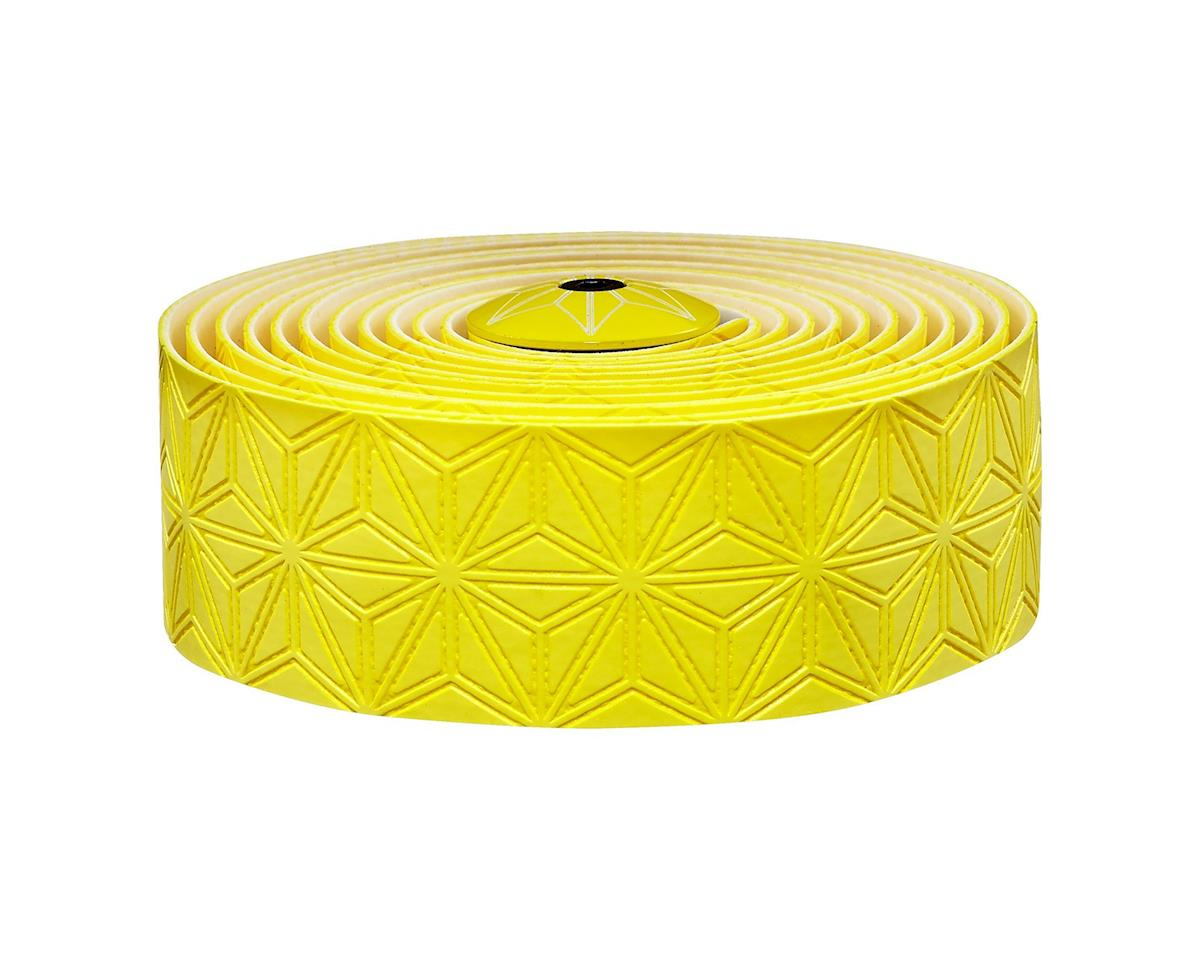 Supacaz Super Sticky Kush Handlebar Tape (TDF Yellow)
