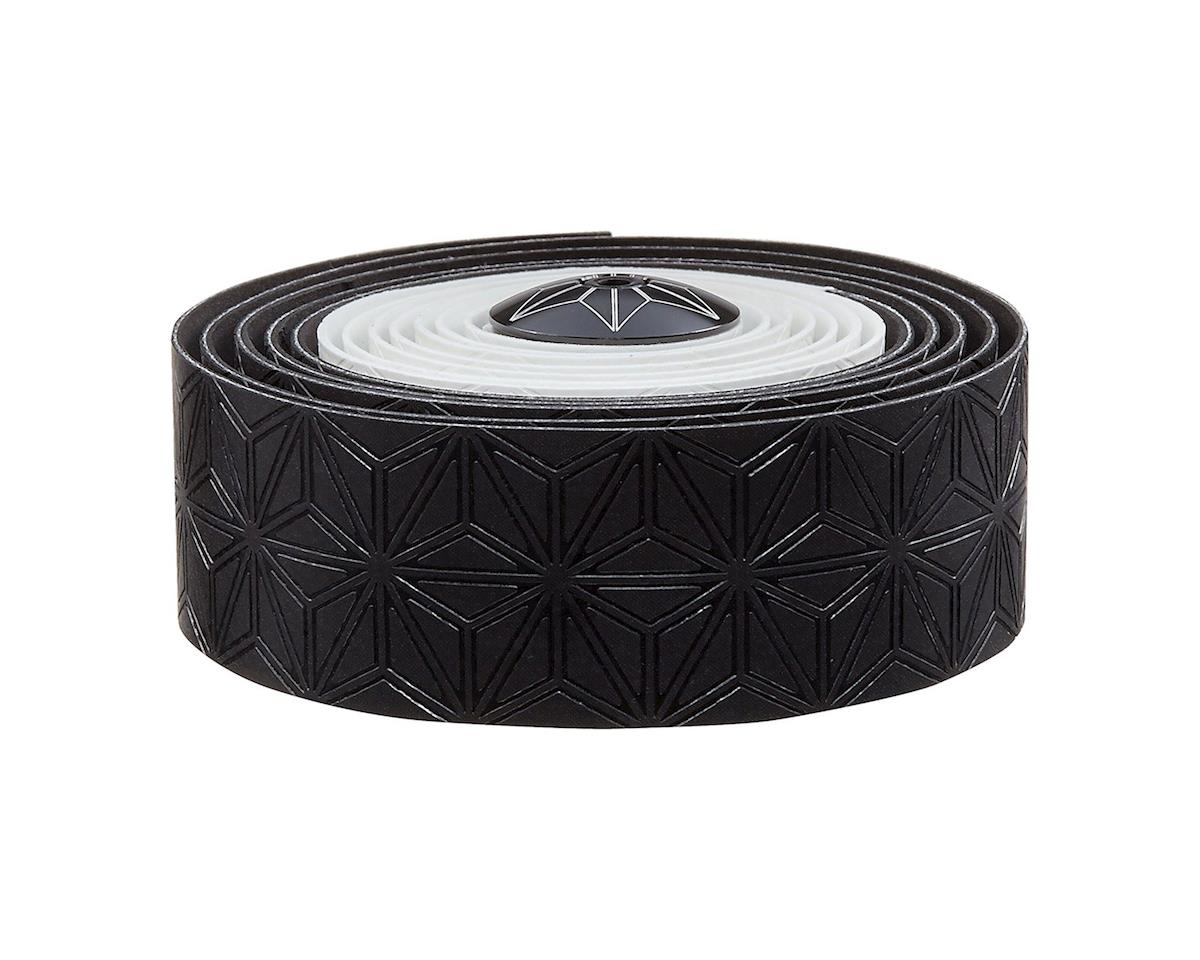 Supacaz Super Sticky Kush Handlebar Tape (Black/White)