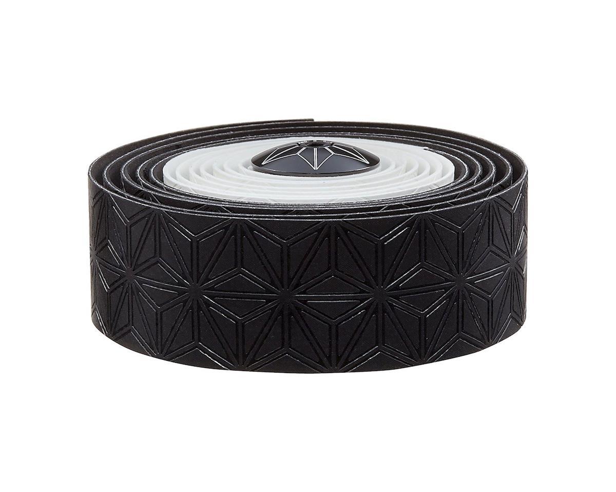 Supacaz Super Sticky Kush Handlebar Tape (Black/White)
