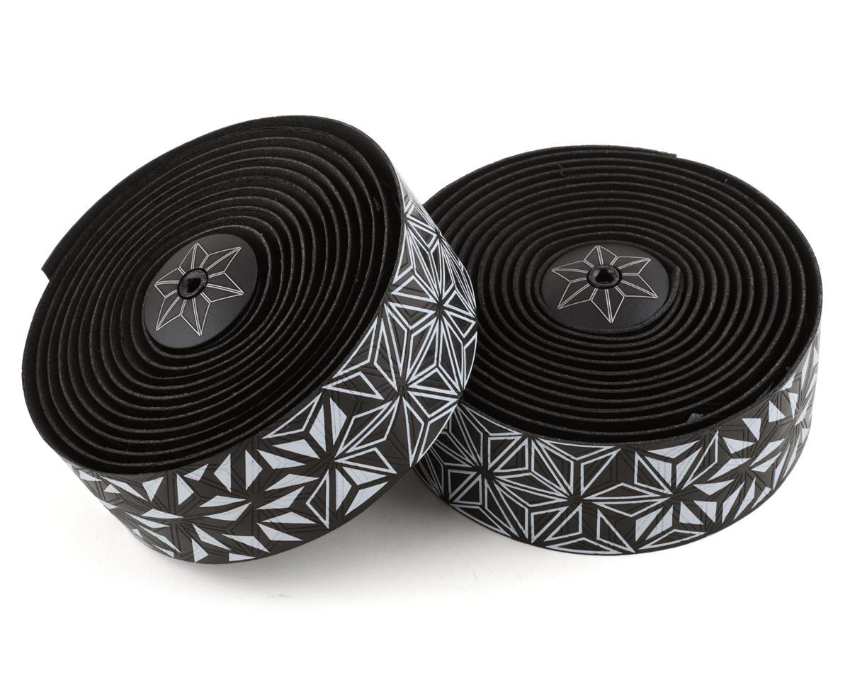 Supacaz Super Sticky Kush Handlebar Tape (Starfade Black & White)