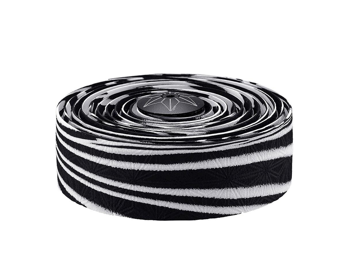 Supacaz Suave Gel Bar Tape (Zebra)