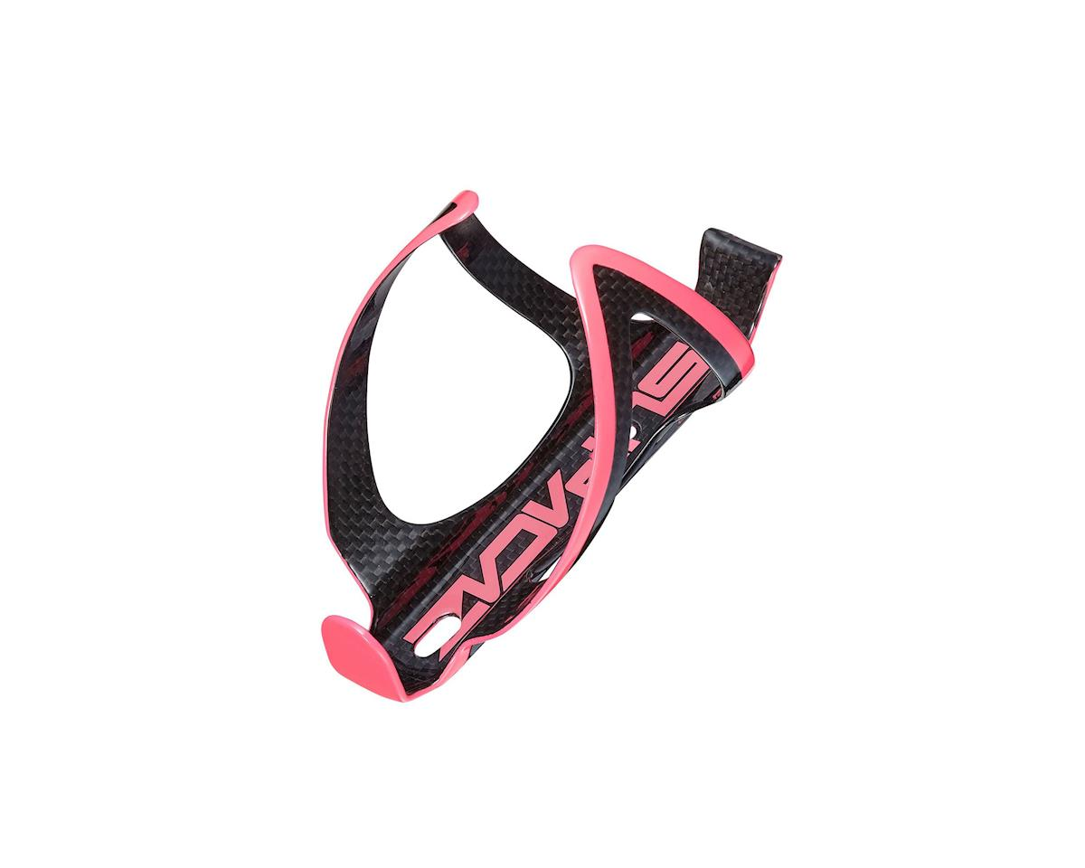 Fly Carbon Bottle Cage (Pink)