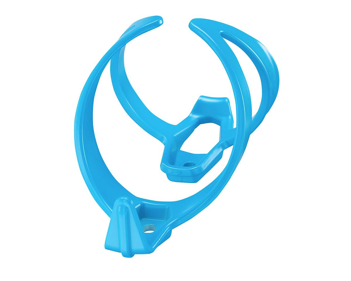 Supacaz Fly Poly Cage (Neon Blue)