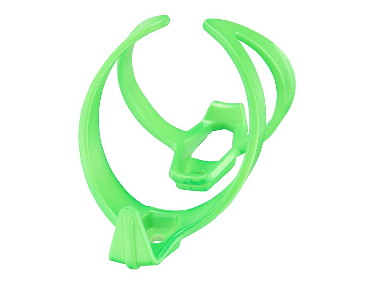 Supacaz Fly Poly Cage (Neon Green)