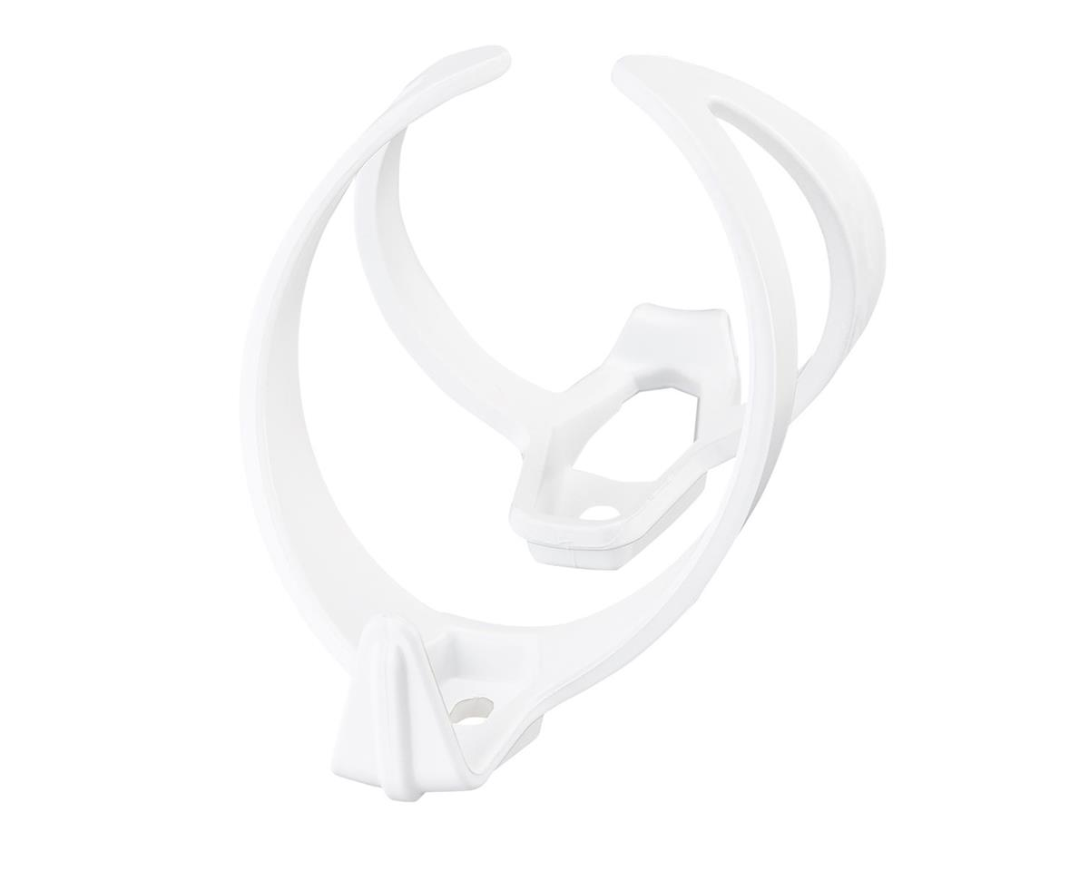 Supacaz Fly Poly Cage (White)
