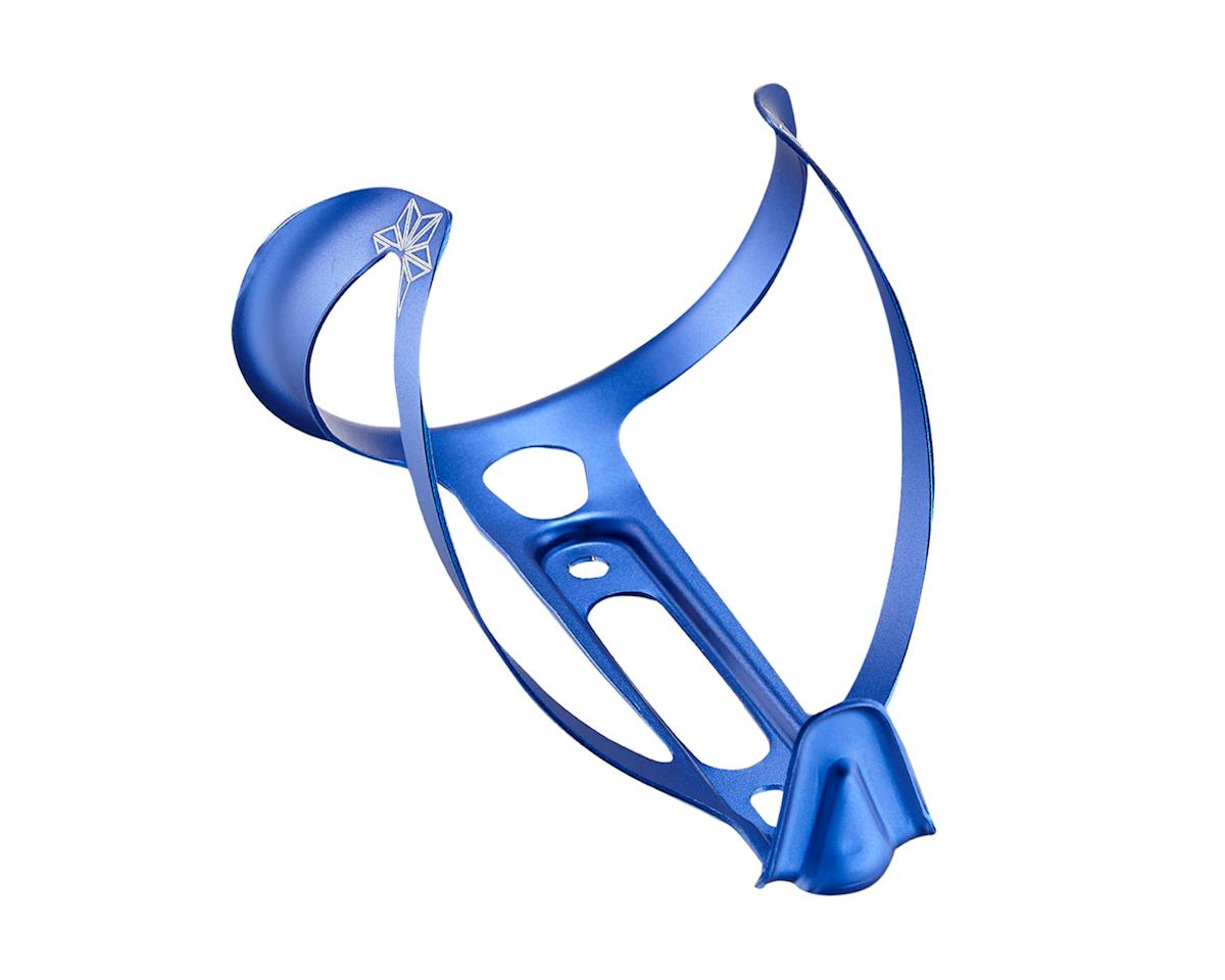 Supacaz Fly Alloy Bottle Cage (Beyond Blue)