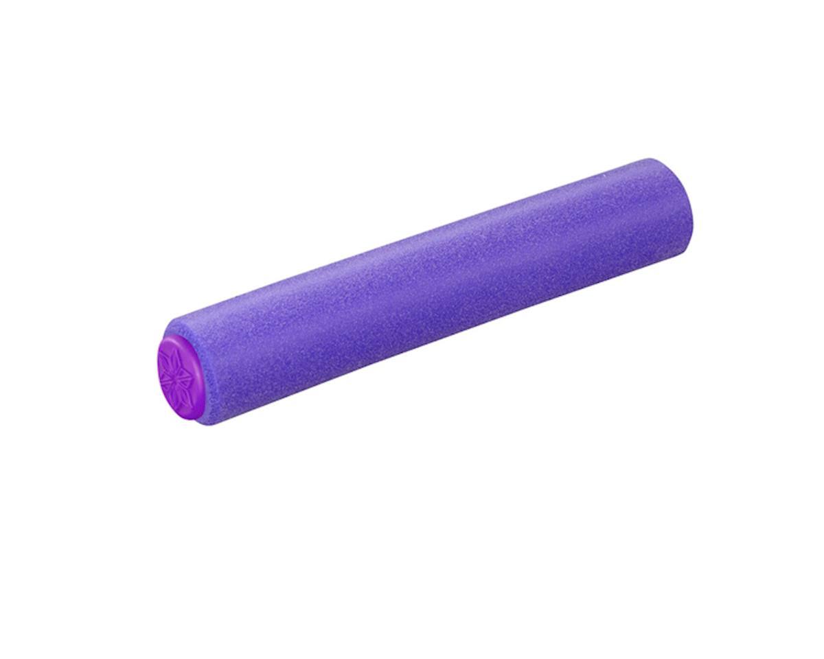 Supacaz Siliconez SL Silicone Grips (Neon Purple)