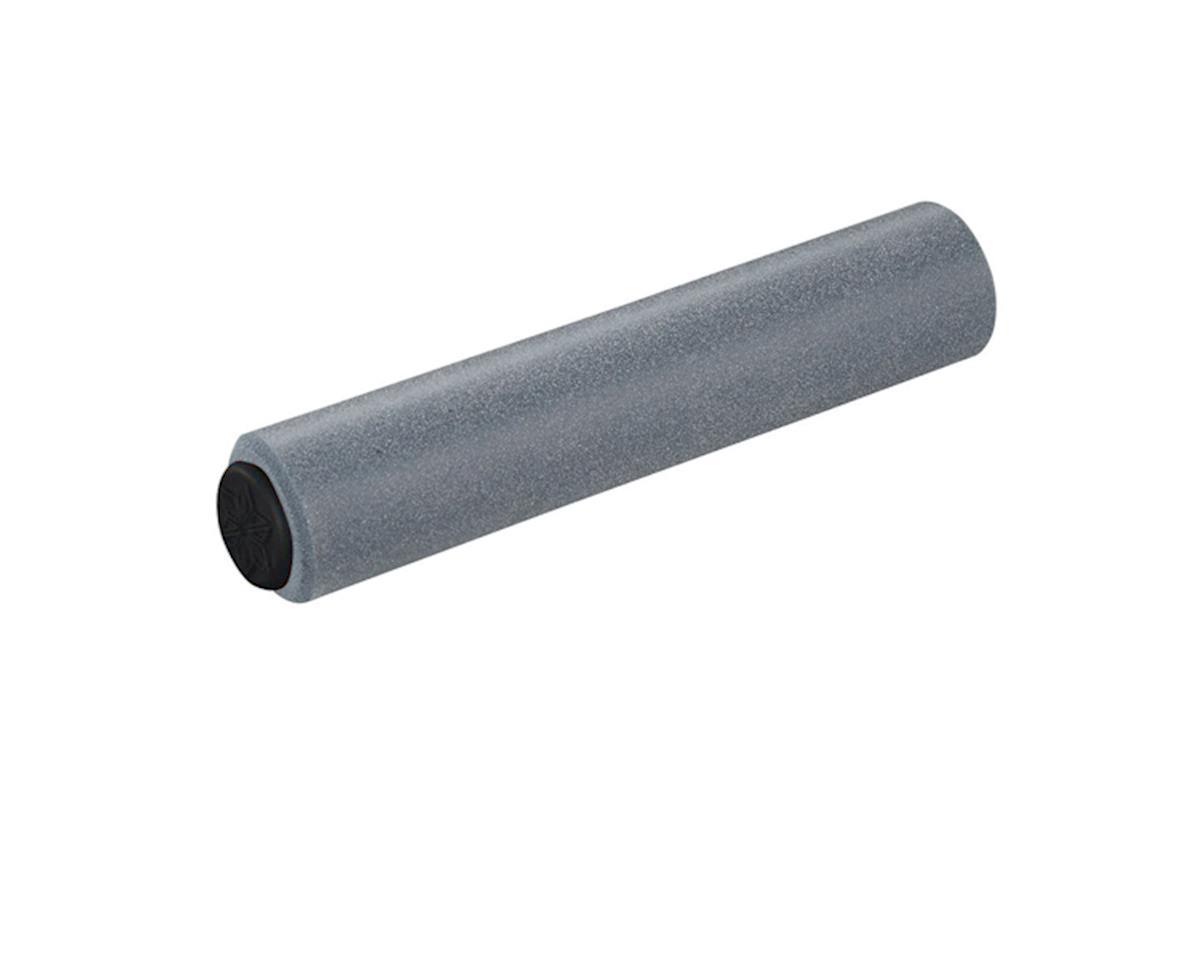 Supacaz Siliconez SL Silicone Grips (Gun Metal Grey)