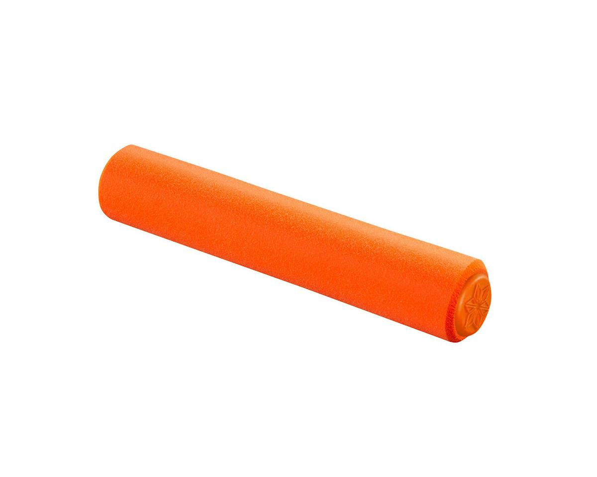 Supacaz Siliconez XL Silicone Grips (Neon Orange)