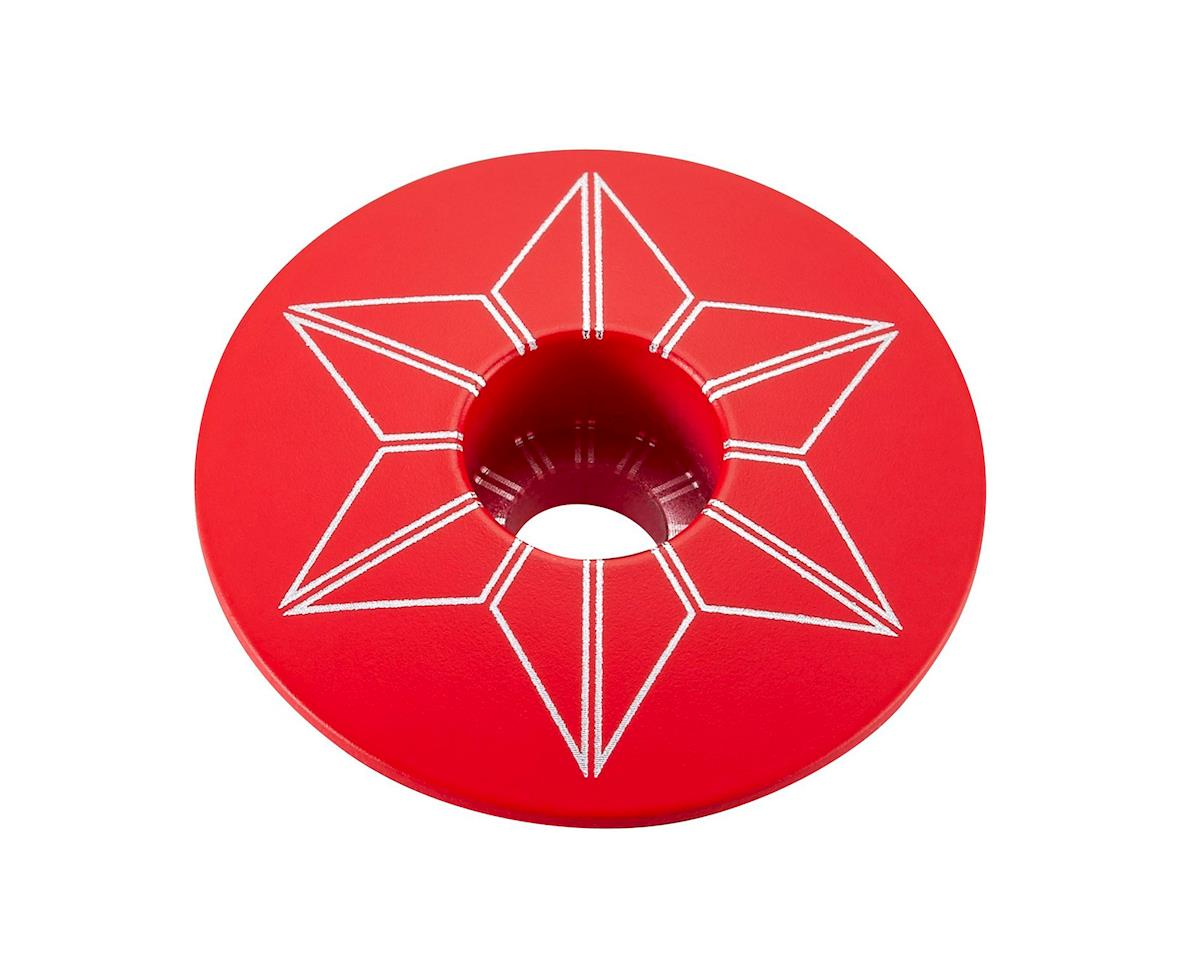 Supacaz Star Cap (Red)