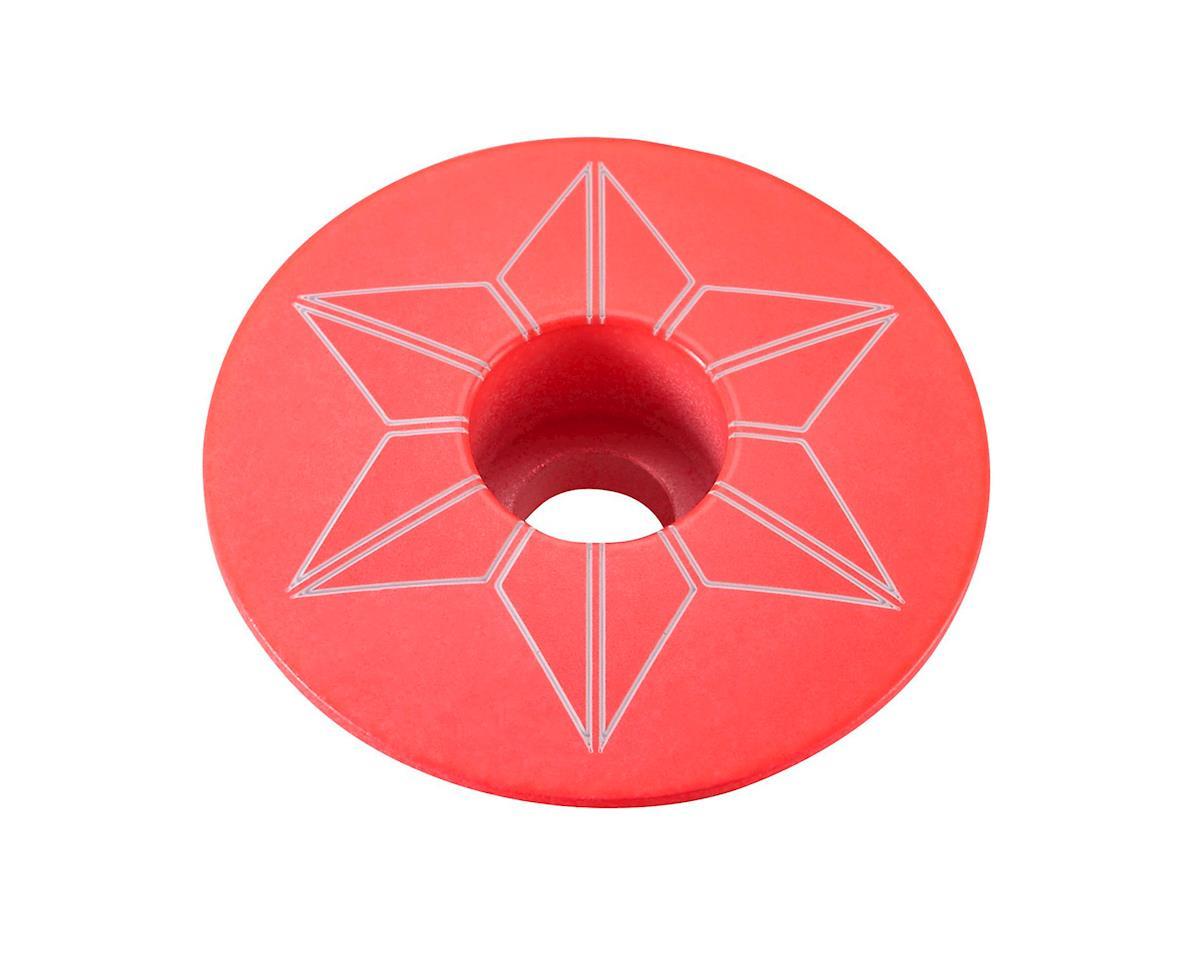 Supacaz Star Cap (Hot Pink)