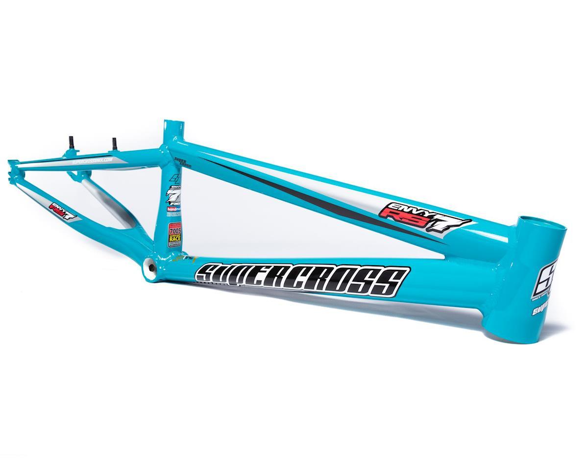 """SUPERCROSS Envy RS7 20"""" BMX Race Bike Frame (Blue) (Mini)"""