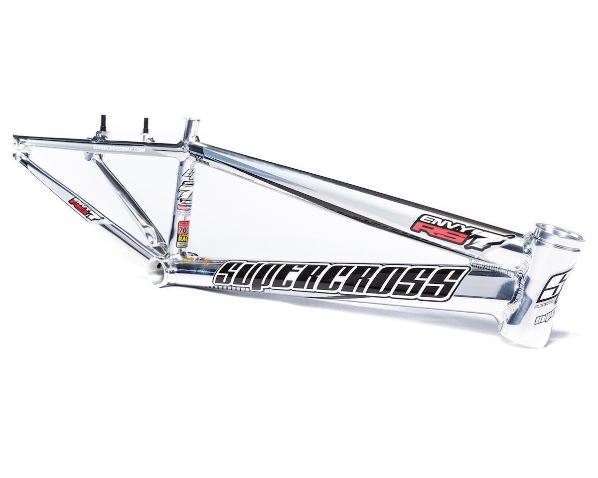 "SUPERCROSS Envy RS7 20"" BMX Race Bike Frame (Polished)"