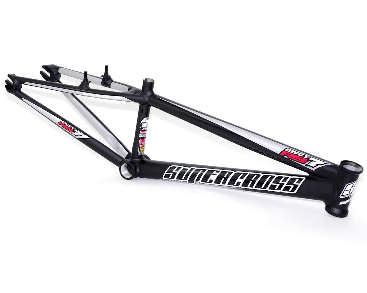 """SUPERCROSS Envy RS7 20"""" BMX Race Bike Frame (Matte Black) (Expert)"""