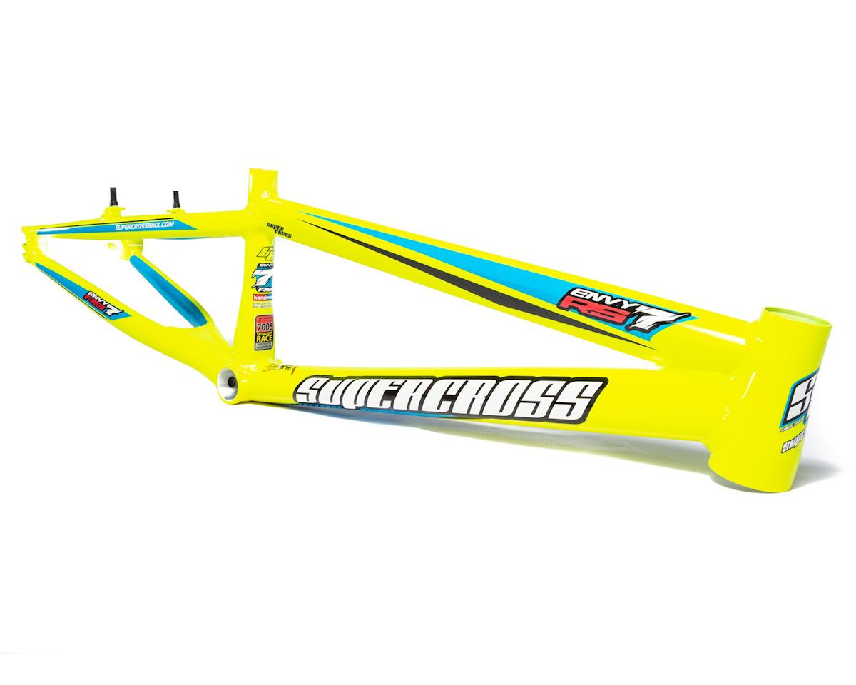 "SUPERCROSS Envy RS7 20"" BMX Race Bike Frame (Hi-Vis) (Expert XL)"