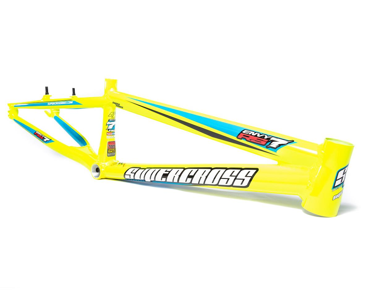 "Supercross Rs7 24"" Pro XL Bike Frame (Hi-Vis)"