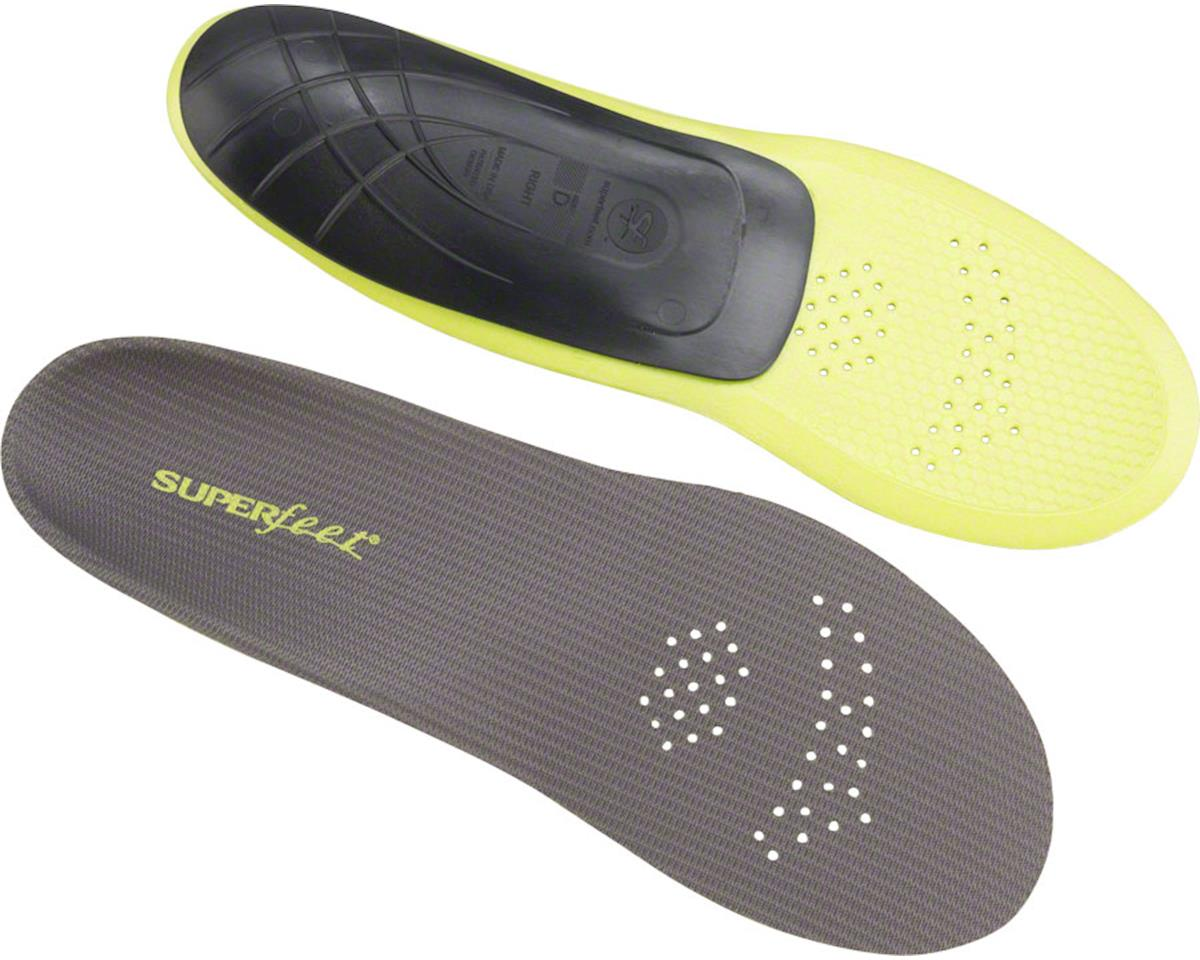 Carbon Foot Bed Insole: Size F (Men 11.5-13)