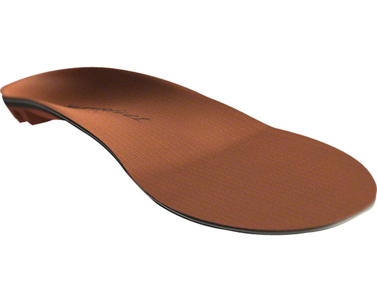 Copper Foot Bed Insole: Size F (M 11.5-13)