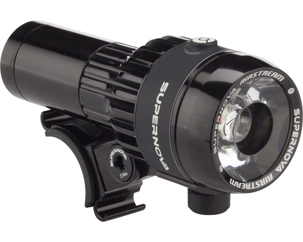 Supernova Airstream 2 Rechargeable Headlight (Black) (StVZO Compliant)