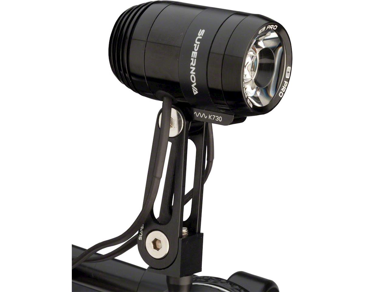 Supernova E3 Pro 2 Headlight (Black)