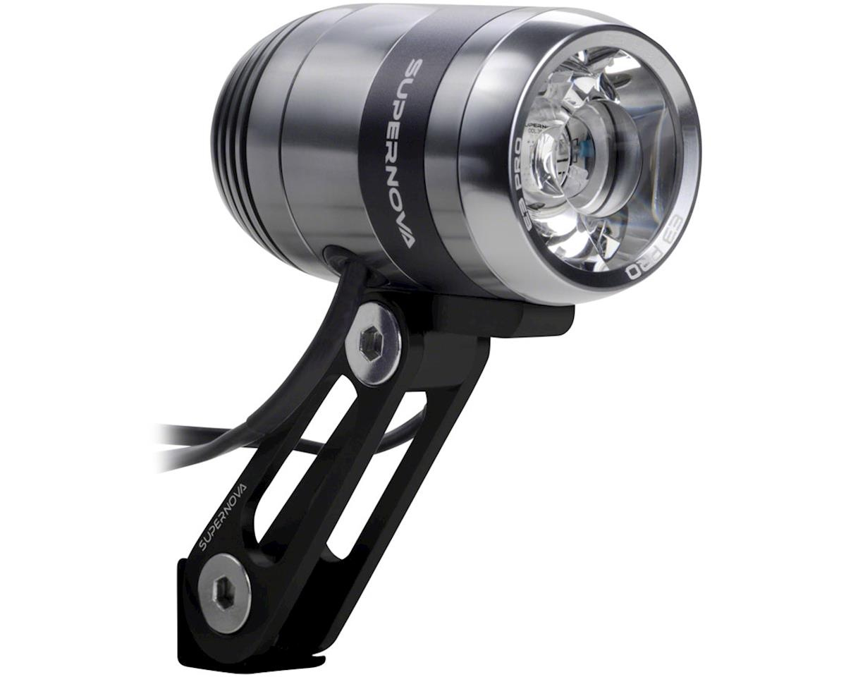 Supernova E3 Pro 2 Headlight with Multi-mount (Gray)
