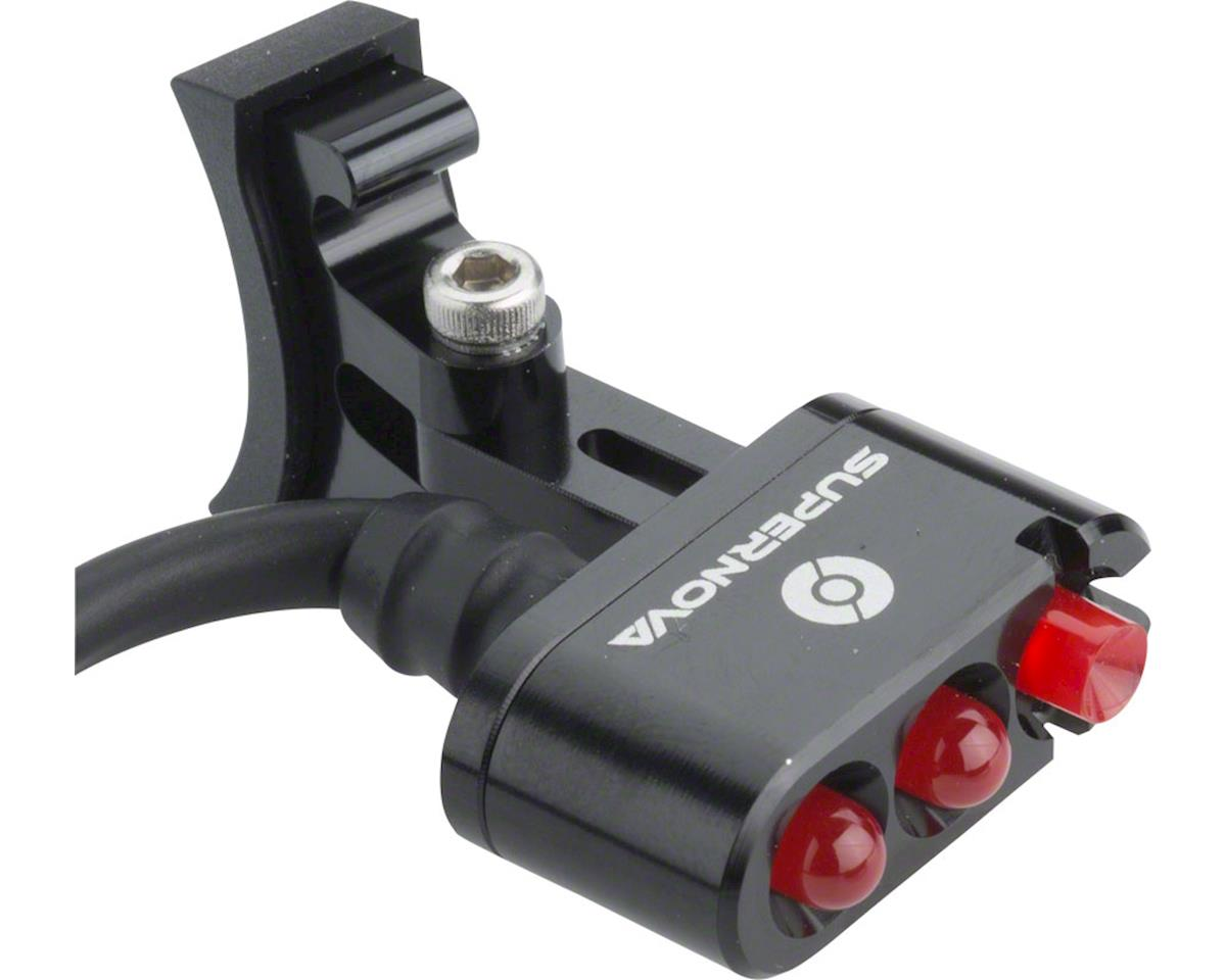 Supernova E3 2 Taillight (Black) (Seatpost Mount)
