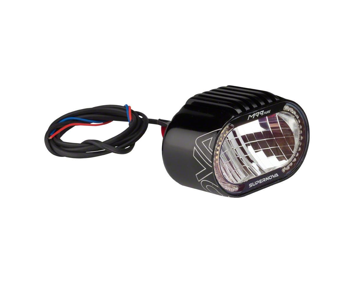 Supernova M99-Pure E Bike Headlight (Black) | relatedproducts