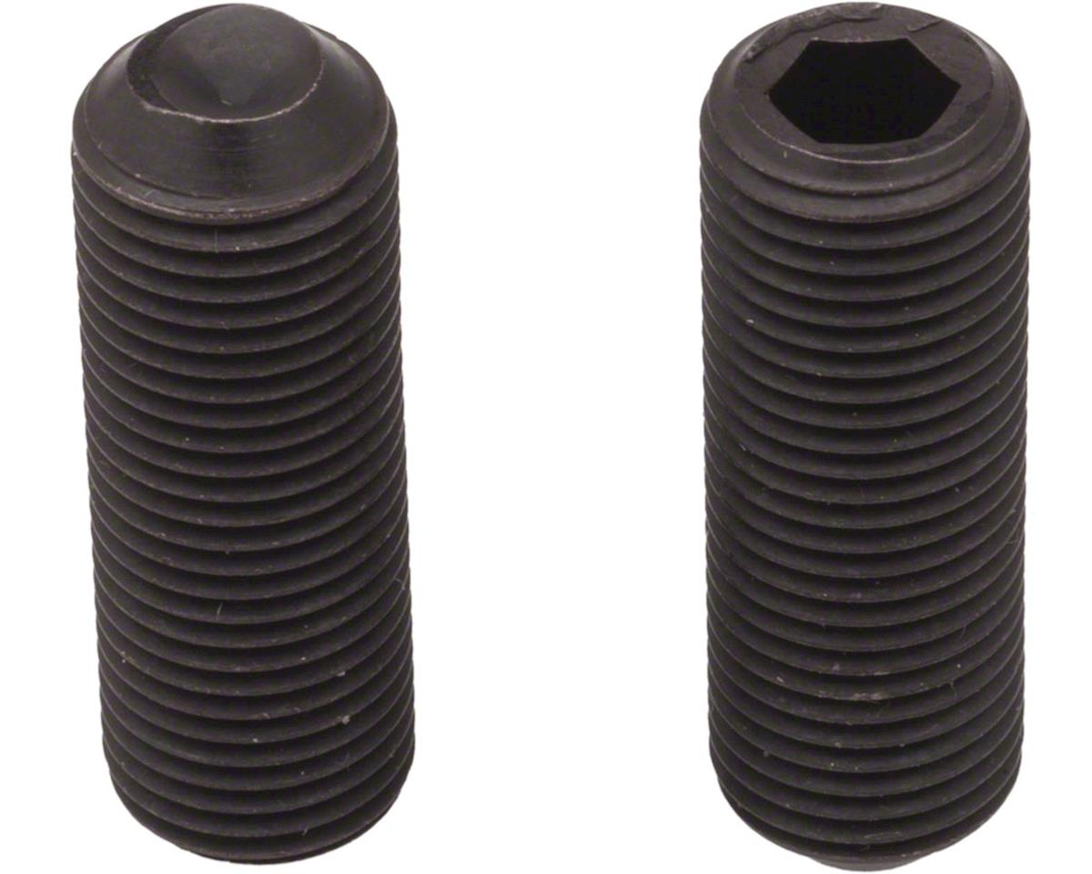 Surly Trailer Hitch Axle Stud Bolts: Replacement for Hitch Mount Nuts, Pair
