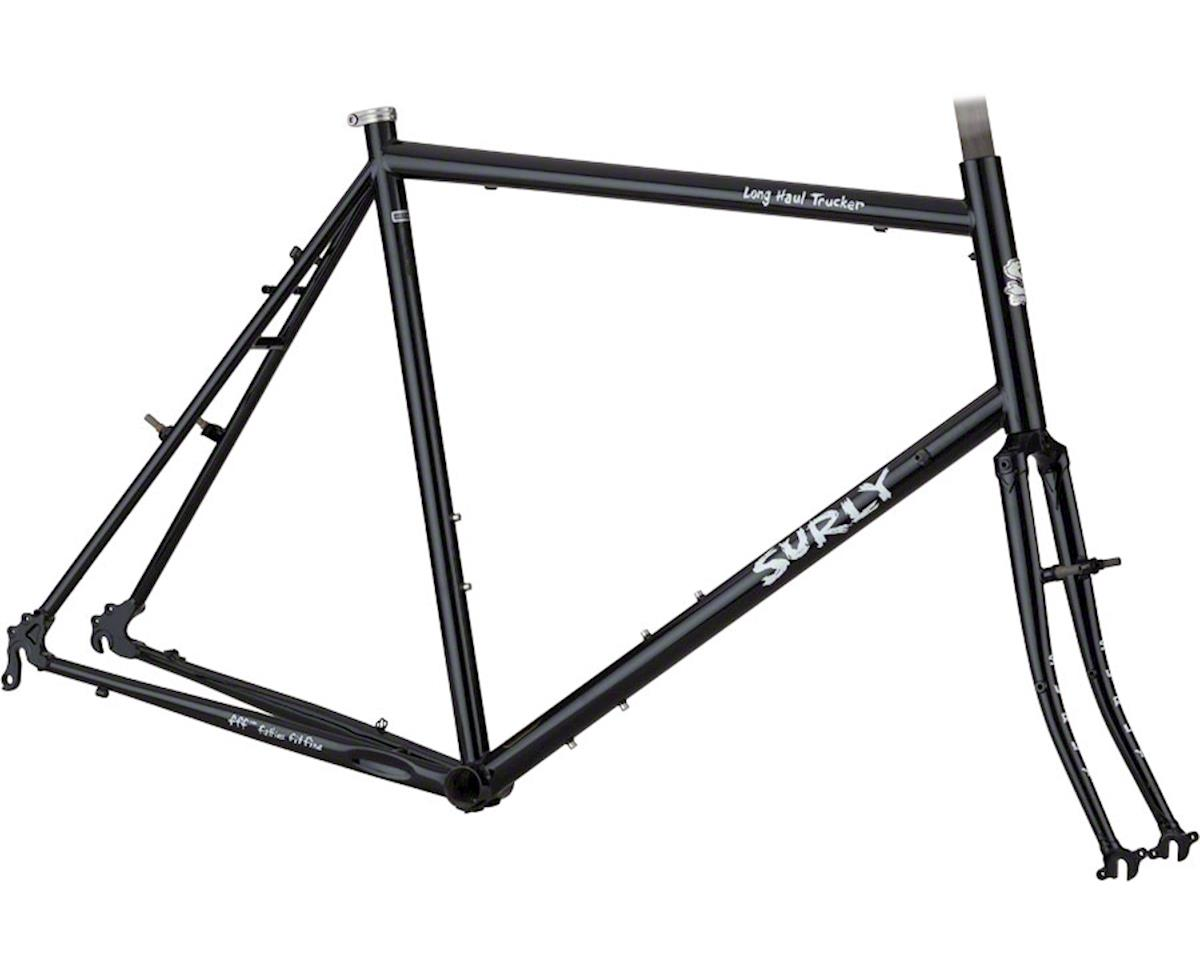 "Surly Long Haul Trucker 26"" Frameset (Black)"