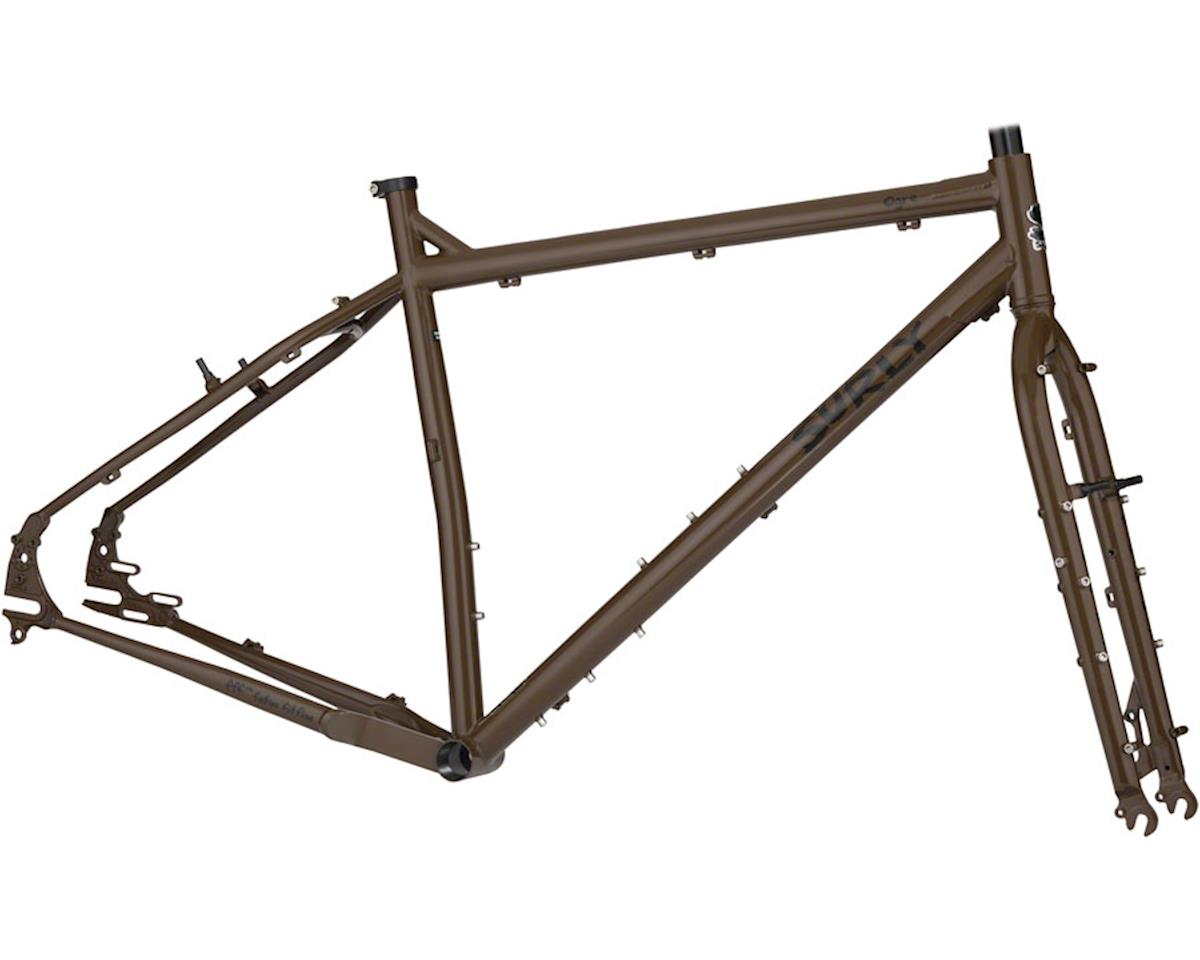 Surly Ogre Frameset (Rover Brown) (S)