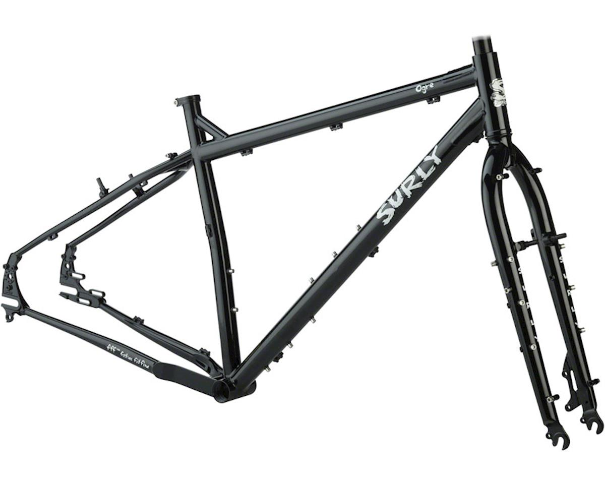 Surly Ogre Frameset (Black) (XL)